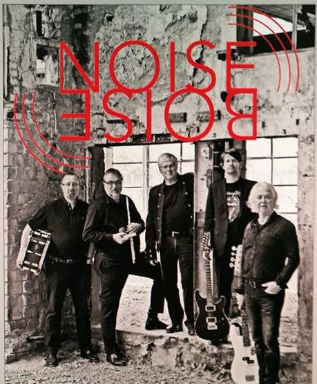 26.08.2018 NoiseBoise ab 12.00 Uhr