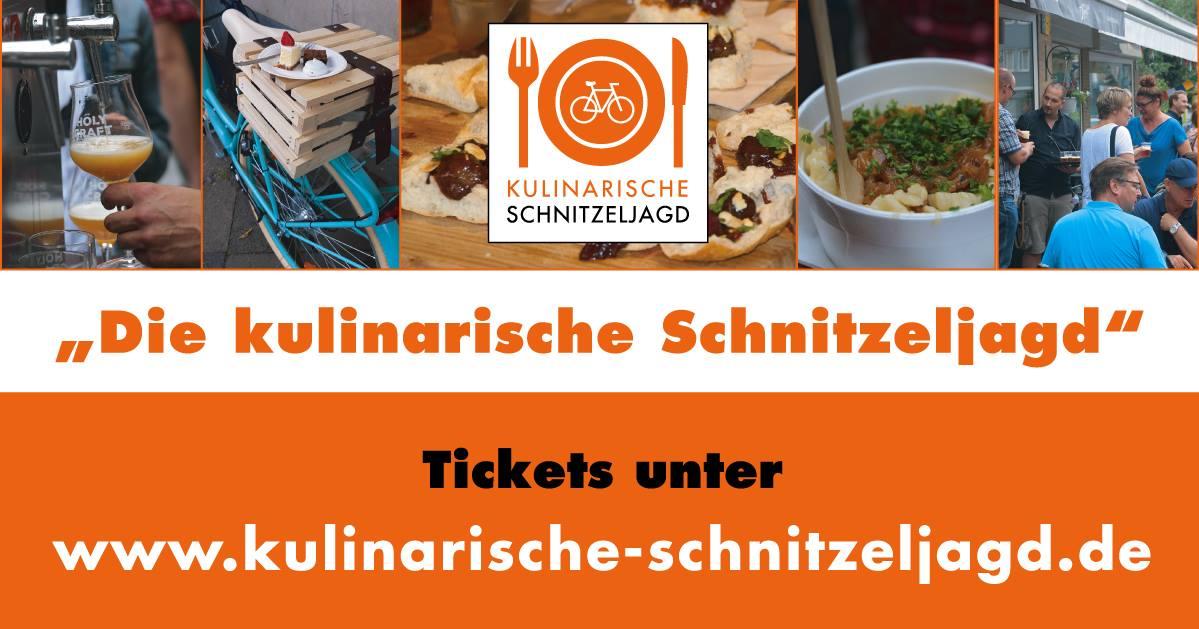 07.09.2019 - Die kulinarische Schnitzeljagd in 2019