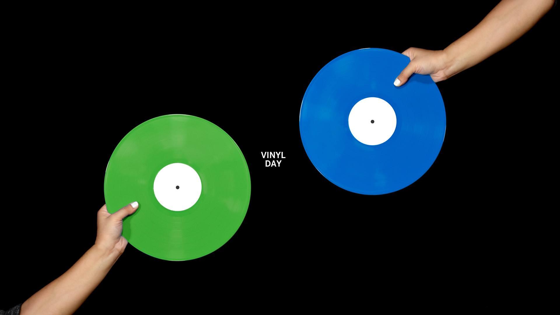 13.04.2019 Vinyl Day 2019 von 17.00 bis 21.00 Uhr